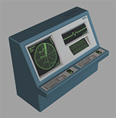 Computer console by willy-wilson