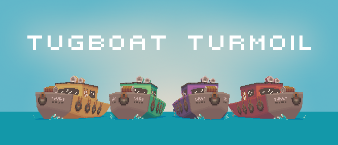 Tugboat Turmoil by willy-wilson