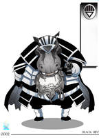 -  Black Lantern  Hipo - by skyraptor