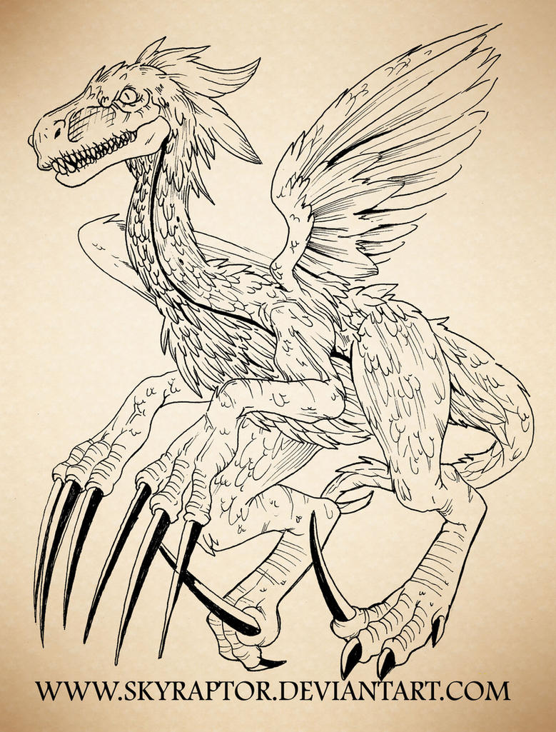 Coeloraptor by skyraptor