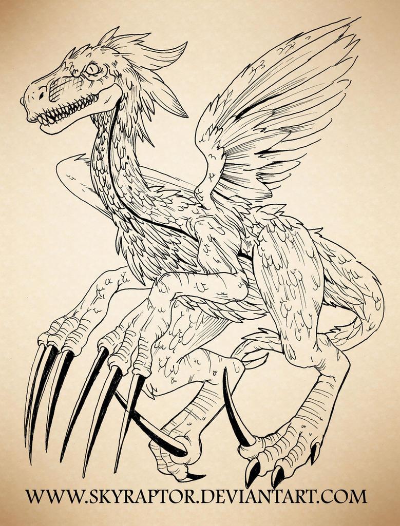 Coeloraptor by skyraptor
