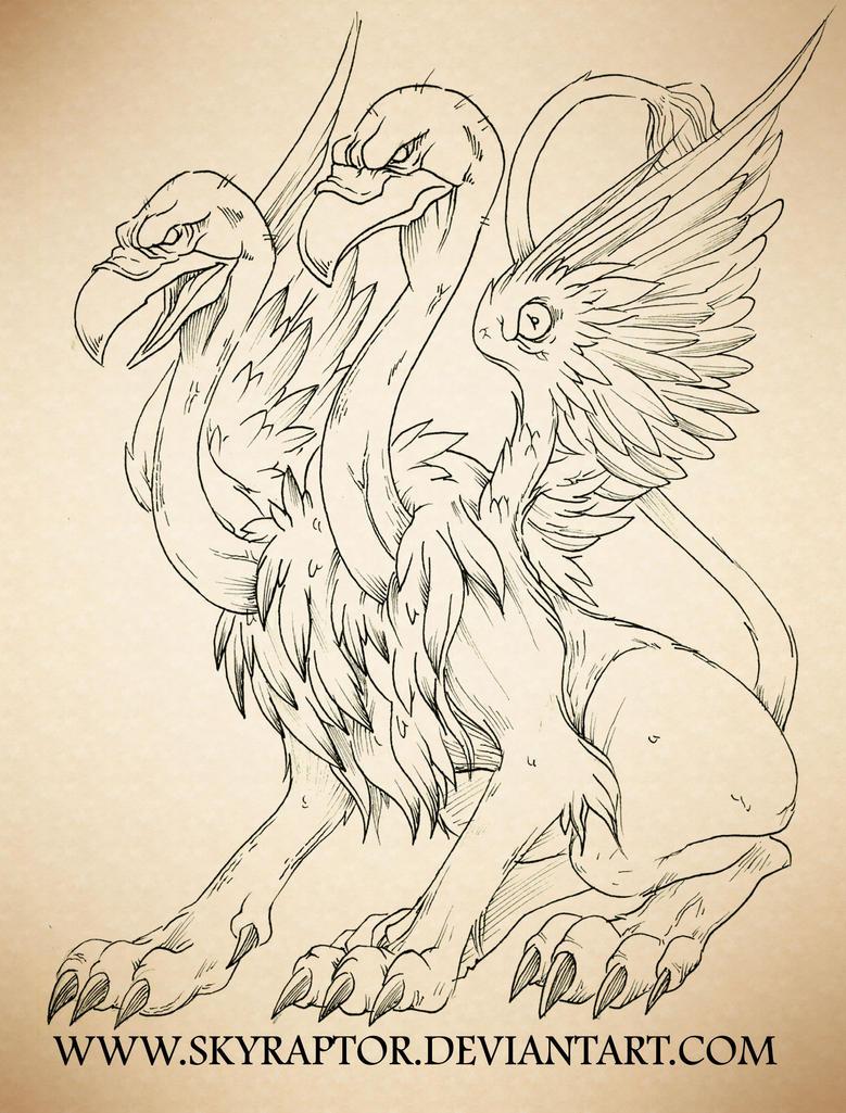 Necrosyrtes Sphingidae by skyraptor