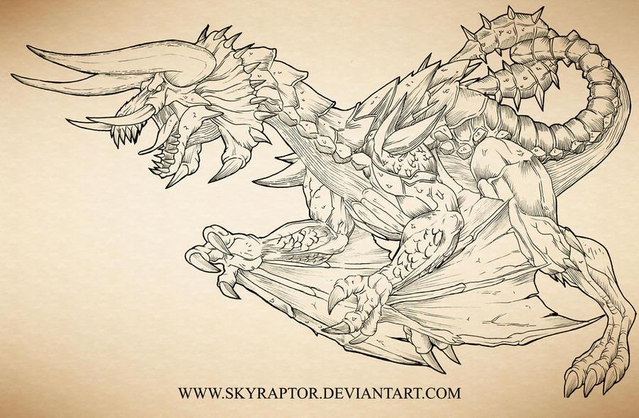 -- Diablo -- by skyraptor