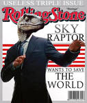 Skyraptor is coming to town