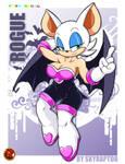 Rogue the bat