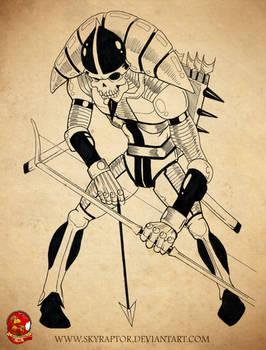Minor Skull Archer