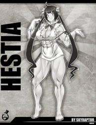 Hestia by skyraptor