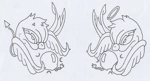 my sparrow tattoo designs