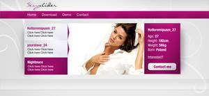 Slider homepage by Starodaj