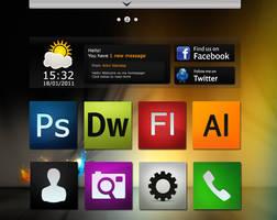 Portfolio Smartphone style by Starodaj