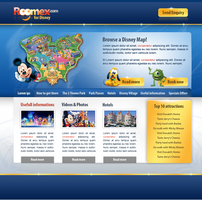 Disneyland Guide by Starodaj