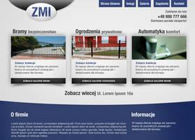 Small business website by Starodaj