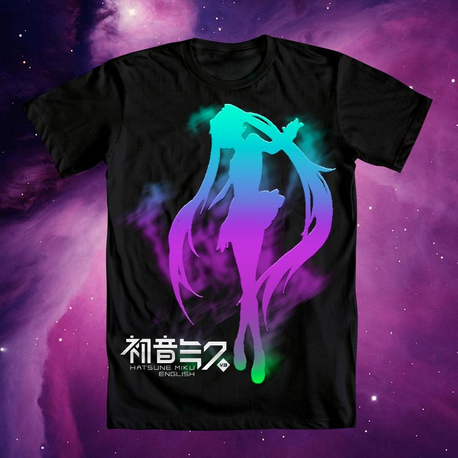 Image Gallery Miku Shirt