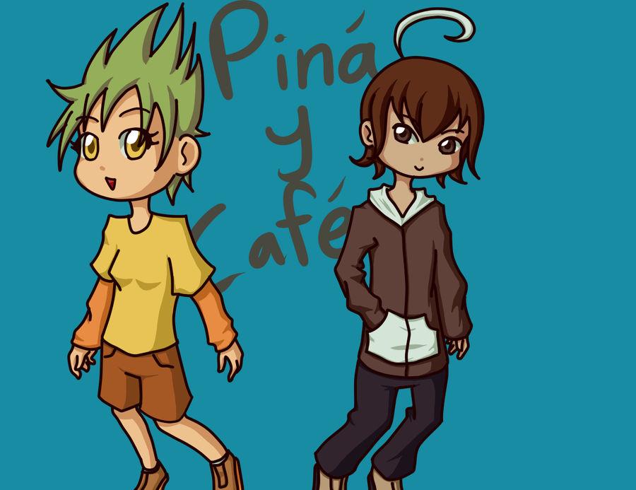 Pina y Cafe