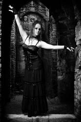 goth balerine