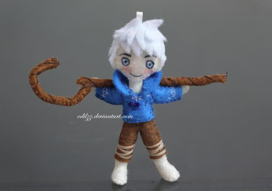 Jack Frost by odilzz