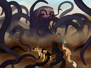 The Tentacled Standoff