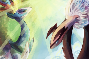 x and y by blubified