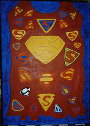 Superman S all times by Werewulf-Starlight