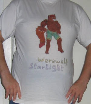 Werewulf Starlight T-shirt
