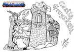 MotU 80th Castle Grayskull