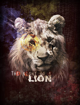 The sight of a lion