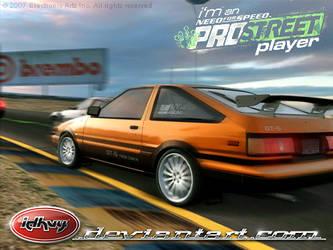 NFS Pro Street Player