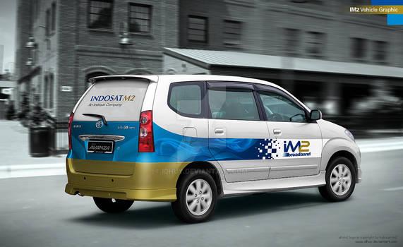 IM2 Vehicle Graphic