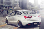 KIA All New RIO sedan Stancelovers