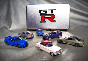 all GT-R is mine