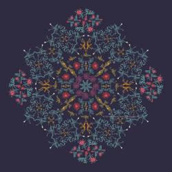 Mandala by AmAndArInI