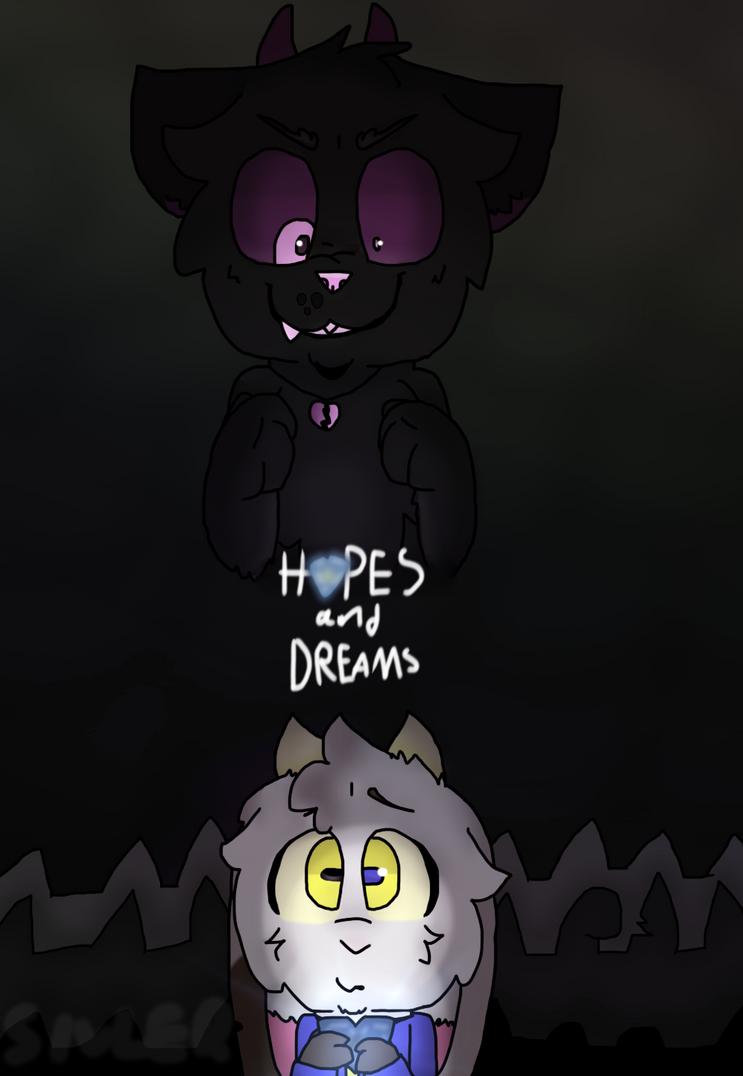 Hopes and Dreams Cover by KoopsaDaRetardd