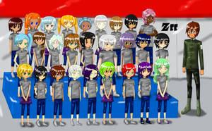 Ninja Class by Zee-qow