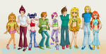 Winx and Specialists 1 by Zee-qow