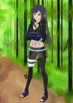 VRoid Kiseki by Zee-qow