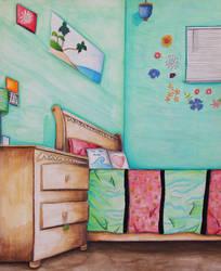 Interior Space by twirler56