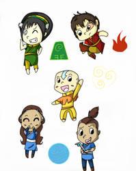 Sticker Avatar by twirler56