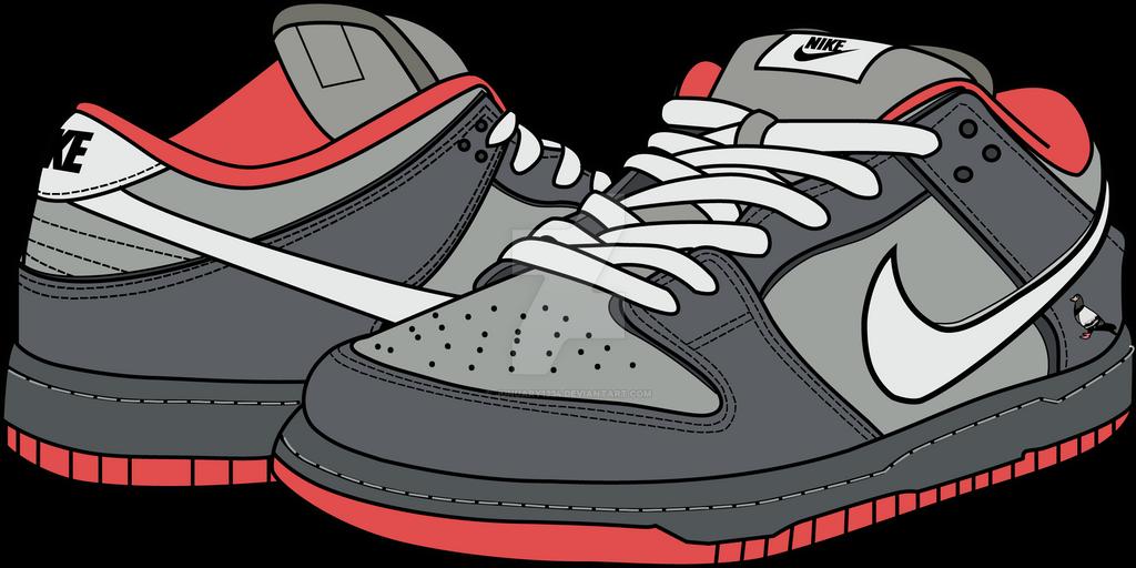 Nike Dunk Low Pro Sb Nyc Pigeon