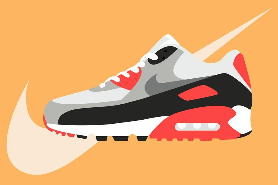Nike Free Run 2 Vector by MattisamazingPS on DeviantArt
