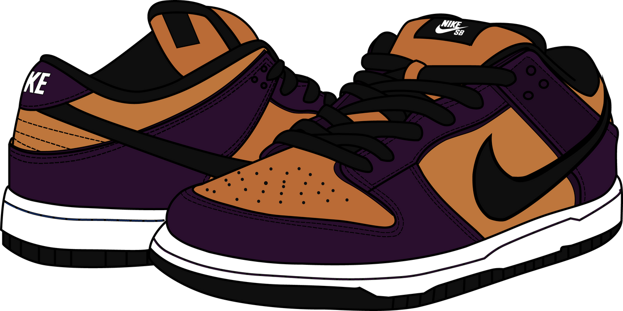 wholesale dealer a9139 1beae ... where to buy nike sb dunk low goofy boy vector by junuary1234 aa70f  0649a