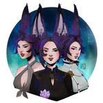 FFXIV Commission   DeadliestSinPride