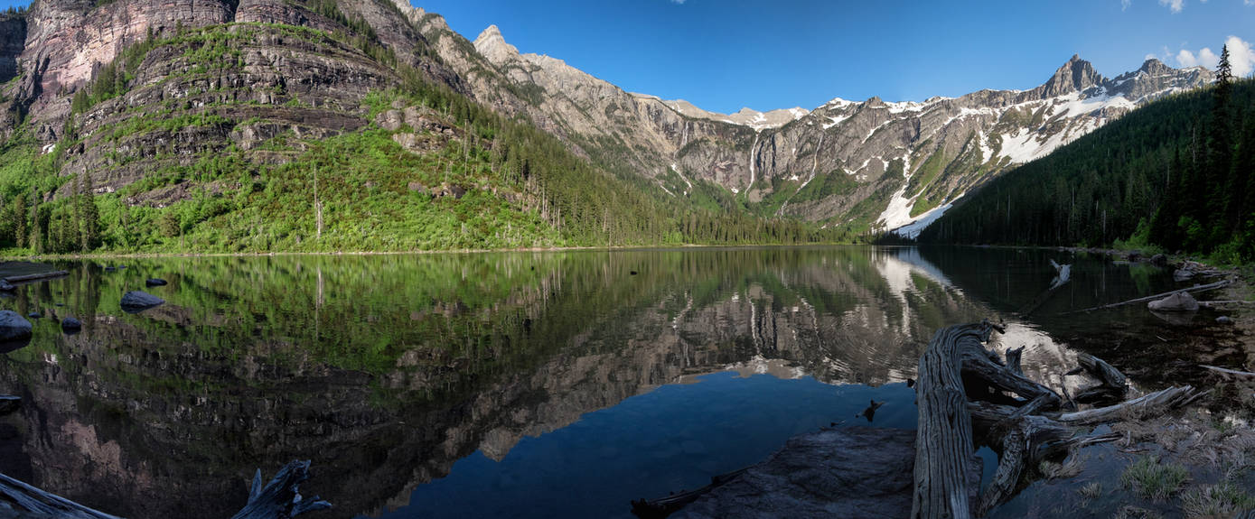 Avalanche Lake by eegariM