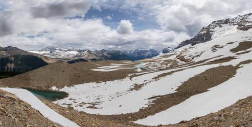Ice Peak Panorama