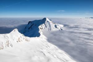 Frozen Sky Peninsula by eegariM