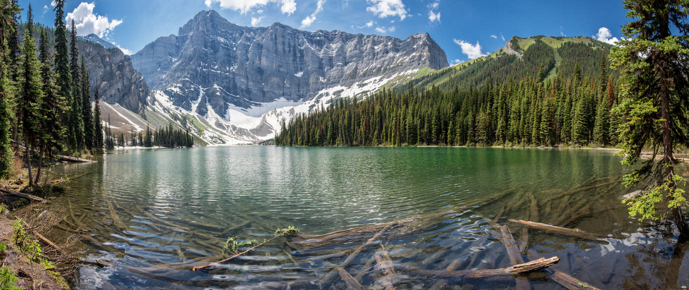 Rawson Lake by eegariM