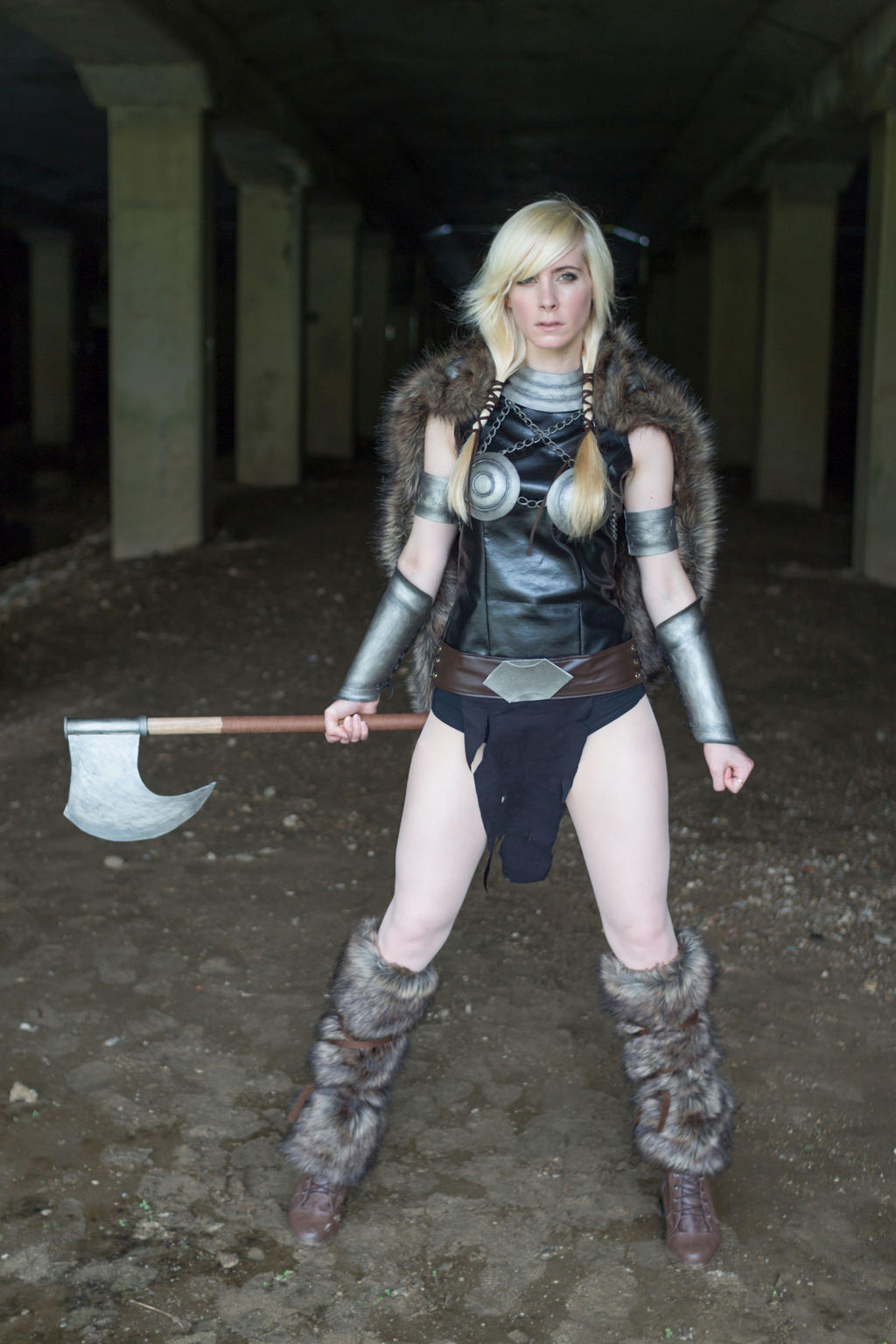 valkyrie marvel costume - photo #28