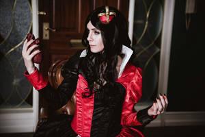 Alice in Wonderland - Queen of Hearts by busanpanda