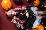 Vocaloid - Halloween Luka