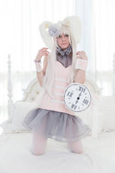 Alice Collection - White Rabbit (Original Design) by busanpanda