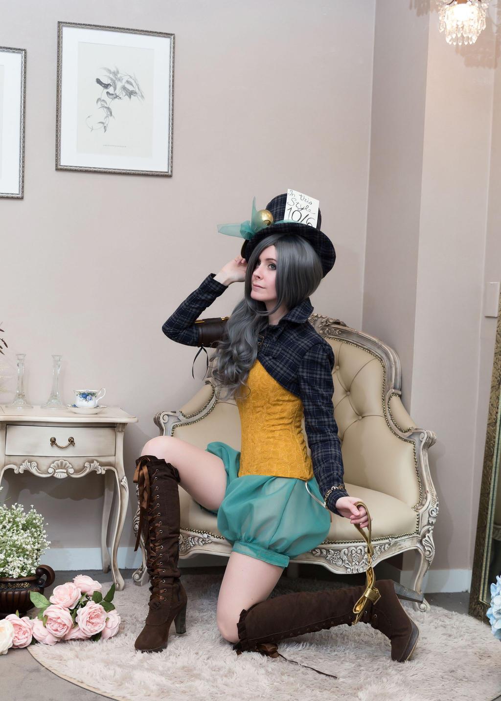 Alice Collection - Mad Hatter (Original Design) by busanpanda